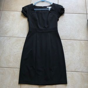 BCBG family brand little black dress